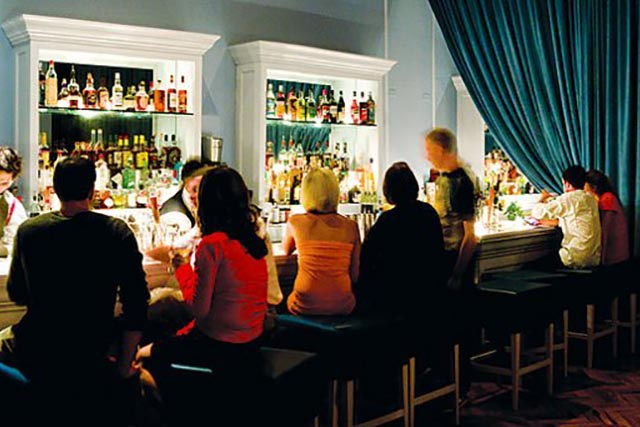 The Violet Hour Bar