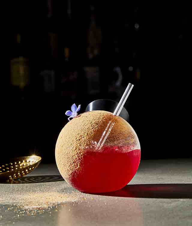art-and-cocktail-guide-art-basel-miami-2017-cocktails-stubborn-seed_desert-daisy_photo-credit-grove-bay-hospitality-group