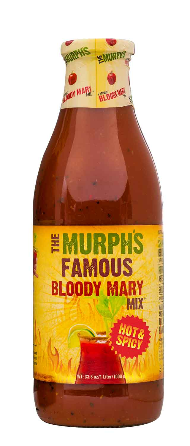 The Murph's Famous Bloody Mary Mix Hot and Spicy