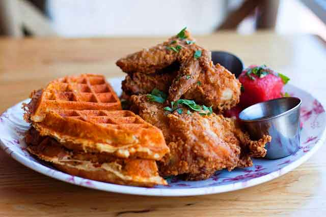 yardbird-southern--miami-beach--brunch-chicken-n-watermelon-n-waffles-1