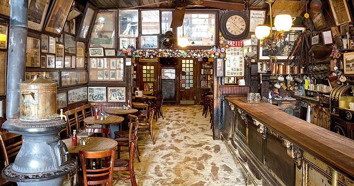 Astonishing 6 Of The Most Historical Bars In And Around Nycs Union Square Caraccident5 Cool Chair Designs And Ideas Caraccident5Info