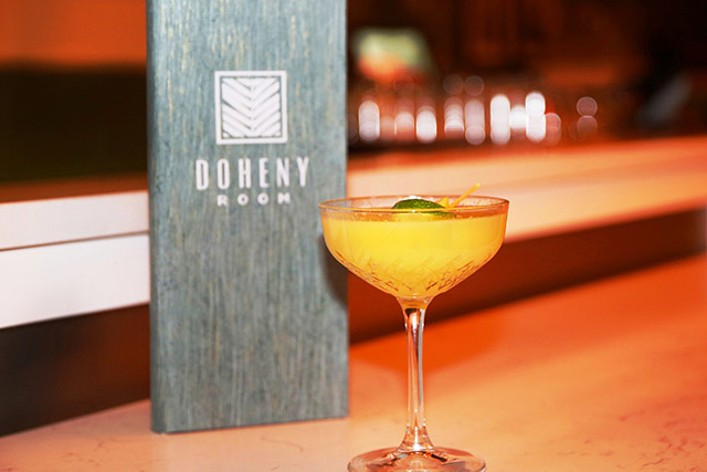 Margarita Monti at Doheny Room   Margaritas to Try Now in Miami