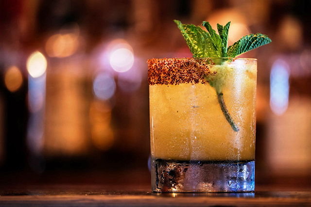 Tipp Top at Blackbird Ordinary   Margaritas to Try Now in Miami