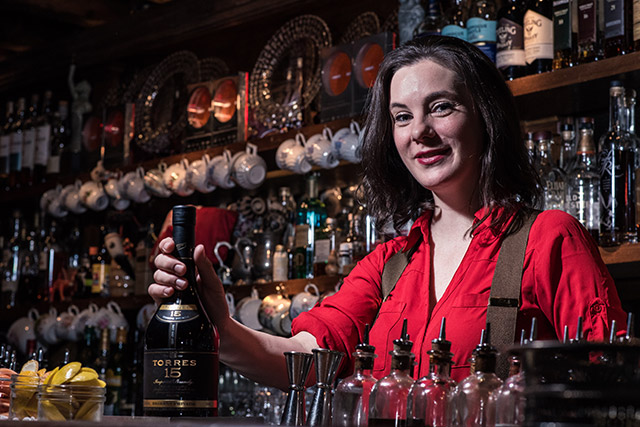 Jillian Vose of Dead Rabbit Discusses Spanish Brandy