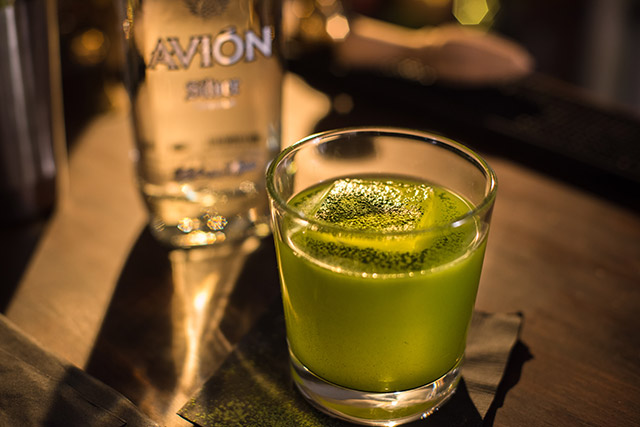 matcha-margarita-avion