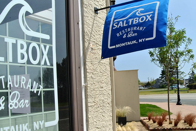 Saltbox Montauk
