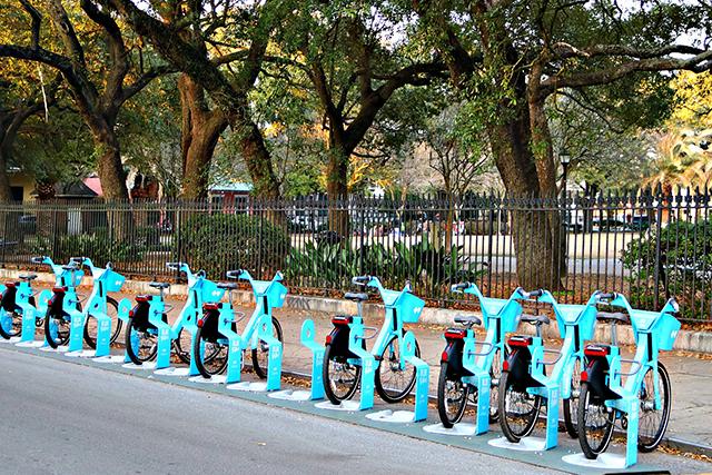 bikes-at-washington-park