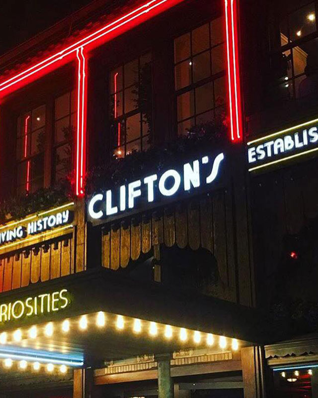 cliftons