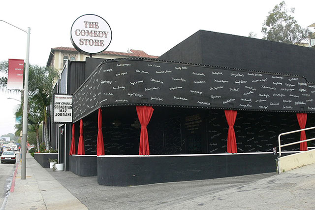 thecomedystore