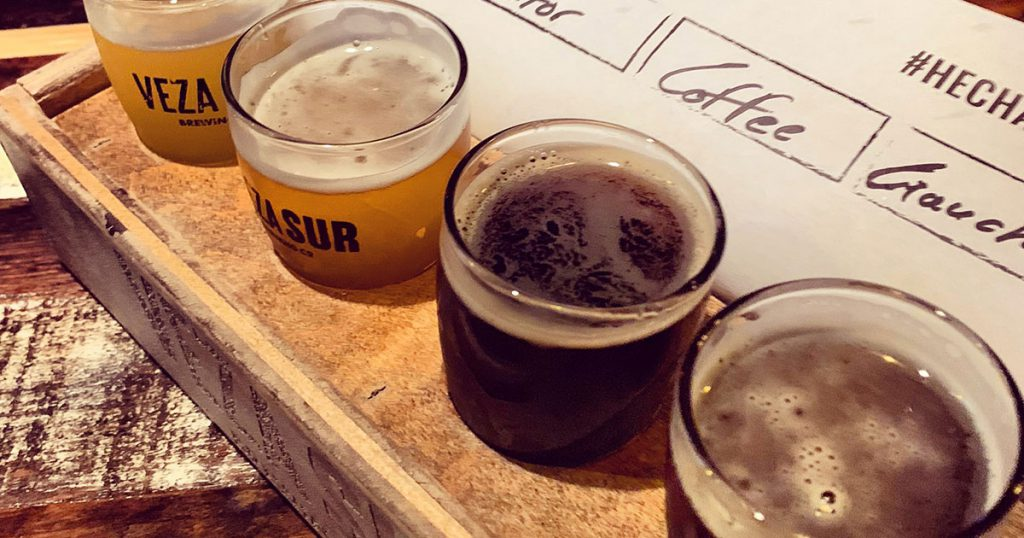 veza-sur-miami-beer-tasting-flight-featured