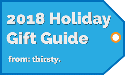 2018 thirsty Holiday Gift Guide