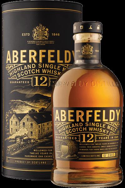 Aberfeldy 12 Scotch Whiskey