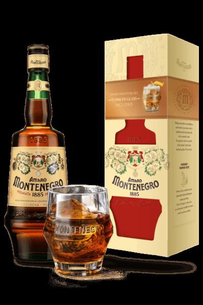 Amaro Montenegro Gift Pack