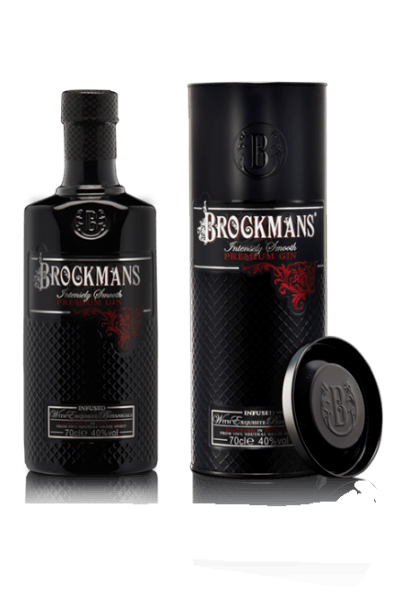 Brockman's Gin Bottle - Holiday Gift Guide