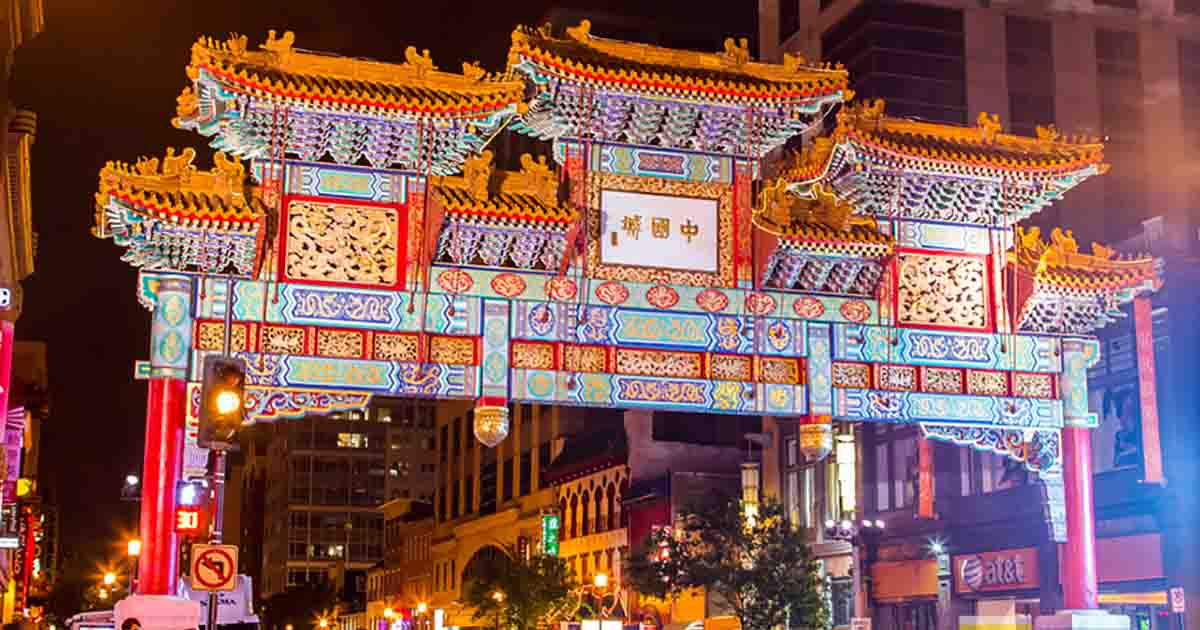 Guide To Drinking In Washington D C S Chinatown With The