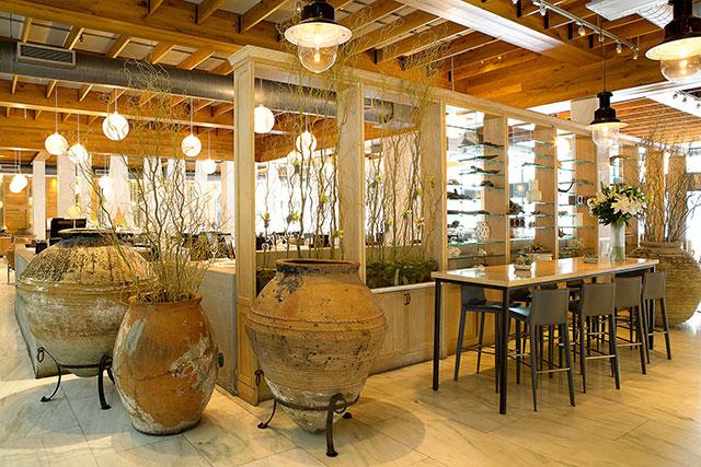greek-wine-dinner-milos-miami-venue