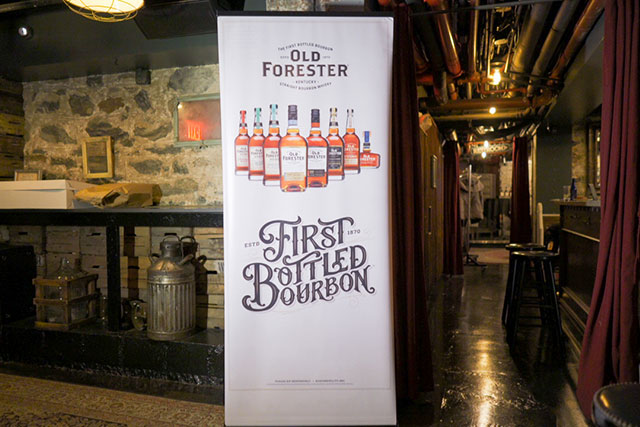 old-forester-event-inside