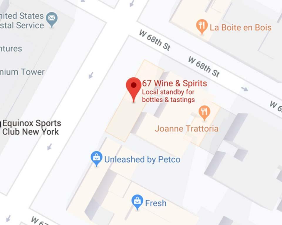 67 Wine & Spirits Upper West Side