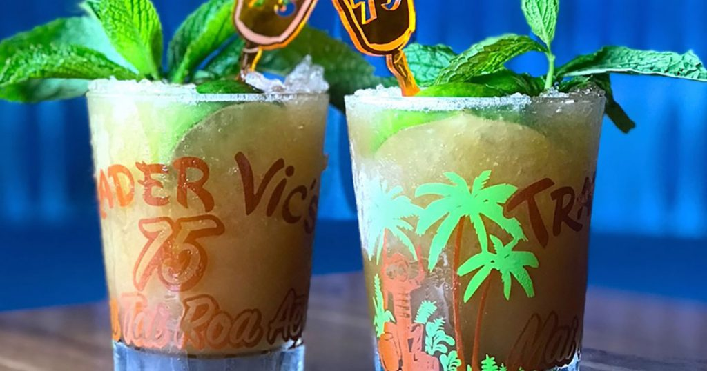 Mai Tai 75 Cocktail