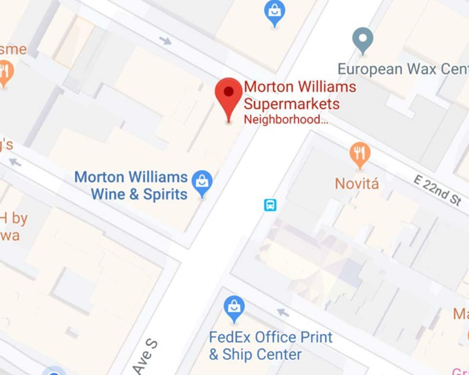Morton Williams Wine & Spirits Park Avenue