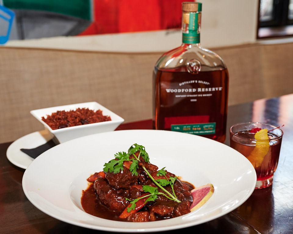 Imani Caribbean Kitchen Brooklyn - Woodford Reserve Pair & Share