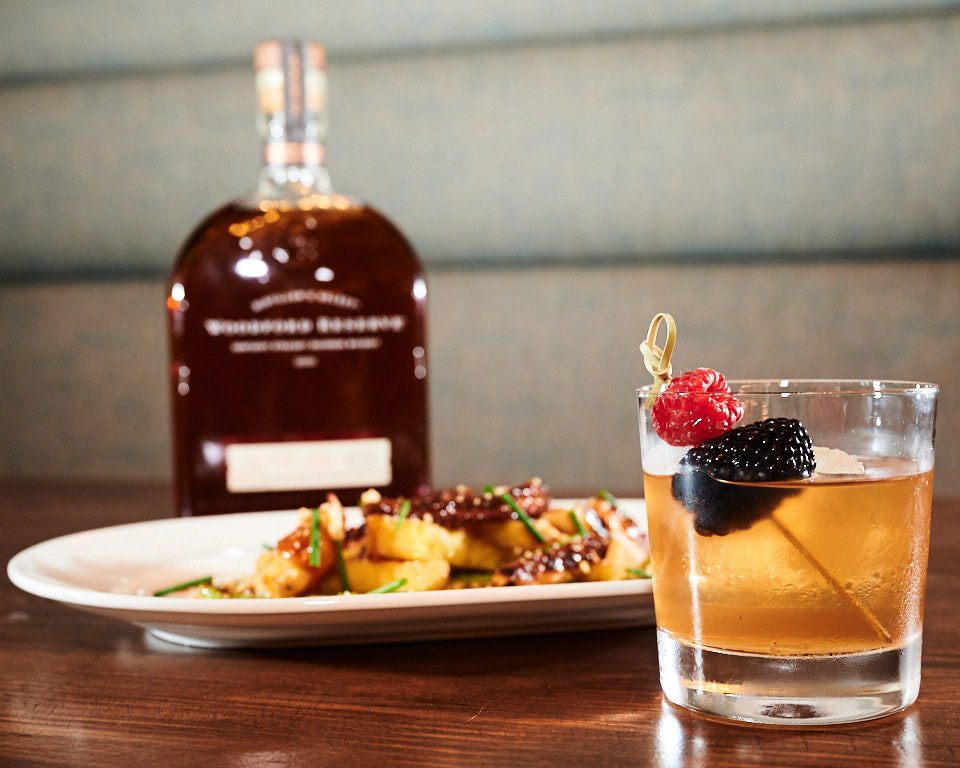 The Wilson Chelsea - Woodford Reserve Pair & Share
