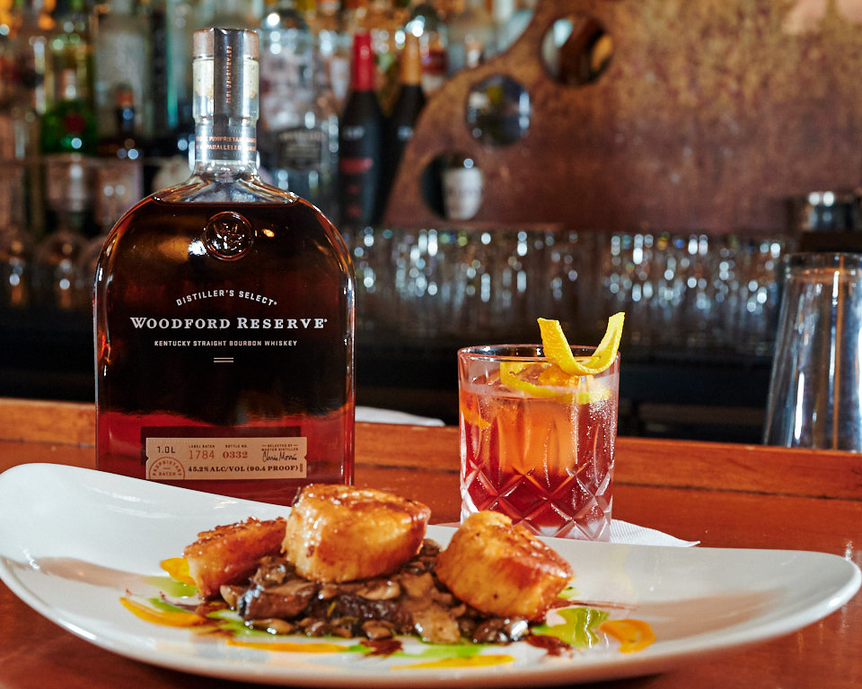Bella Blu Upper East Side - Woodford Reserve Pair & Share