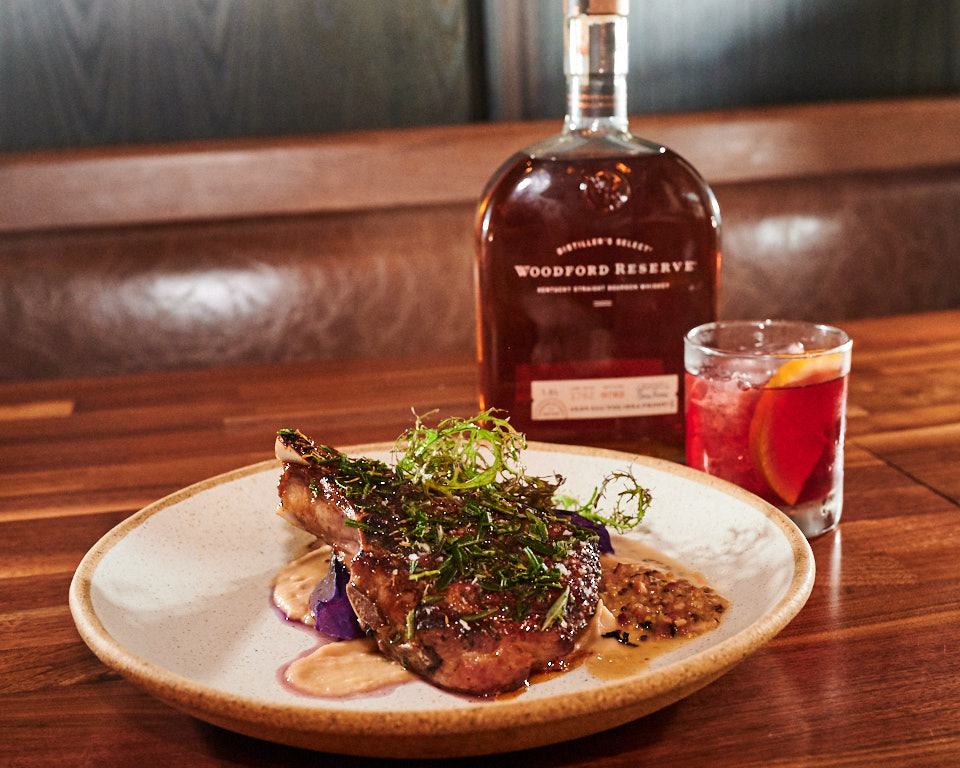 Bowery Road Union Square - Woodford Reserve Pair & Share