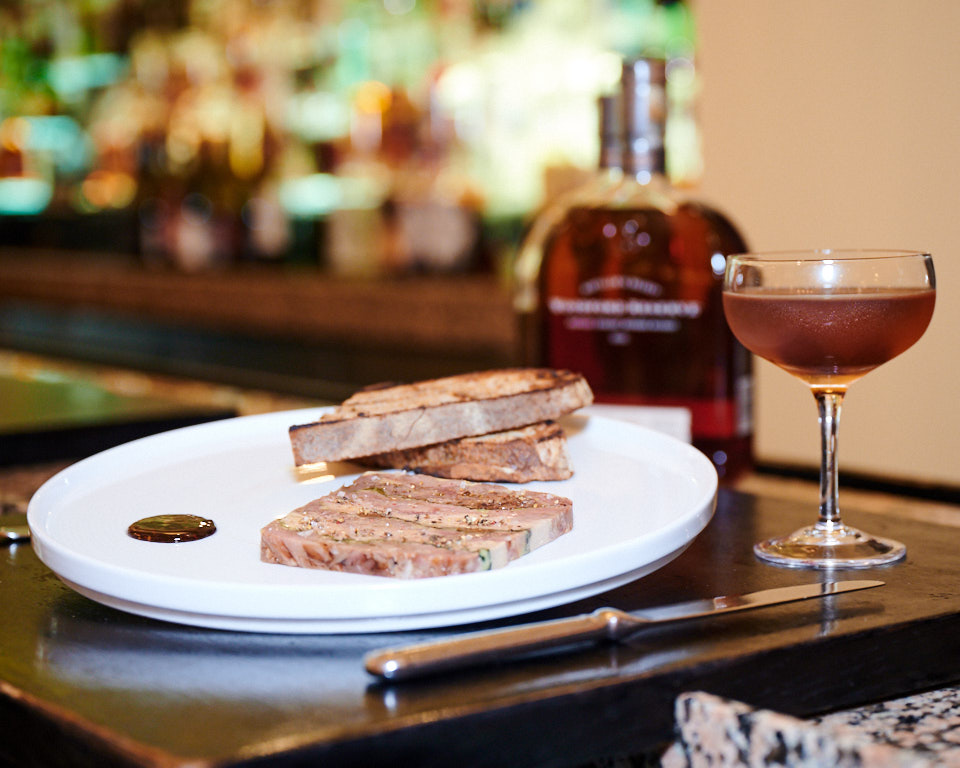 Gotham Bar and Grill - Woodford Reserve Pair & Share