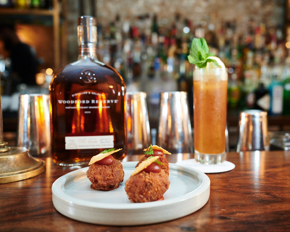 Musketroom - Woodford Reserve Pair & Share