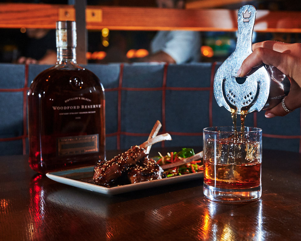 Ocean Prime - Woodford Reserve Pair & Share