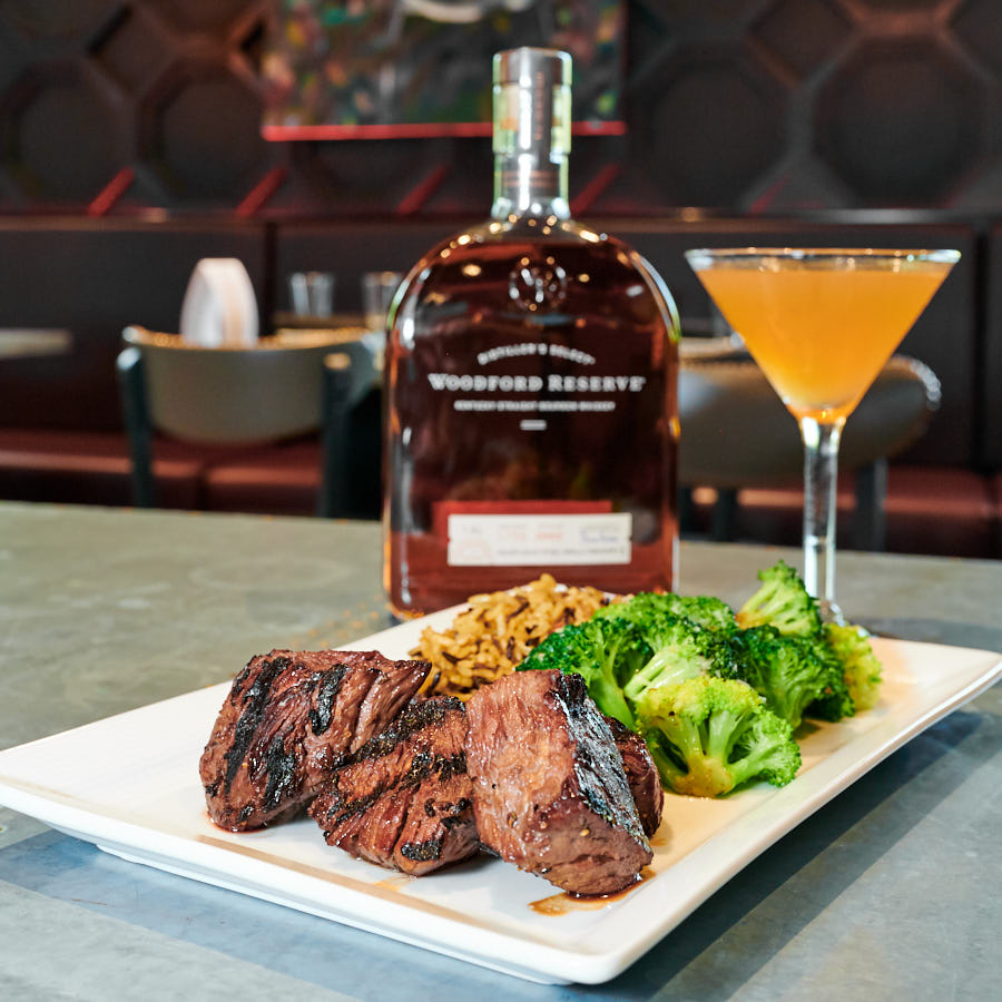 Woodford Reserve Pair & Share - The Range Boston