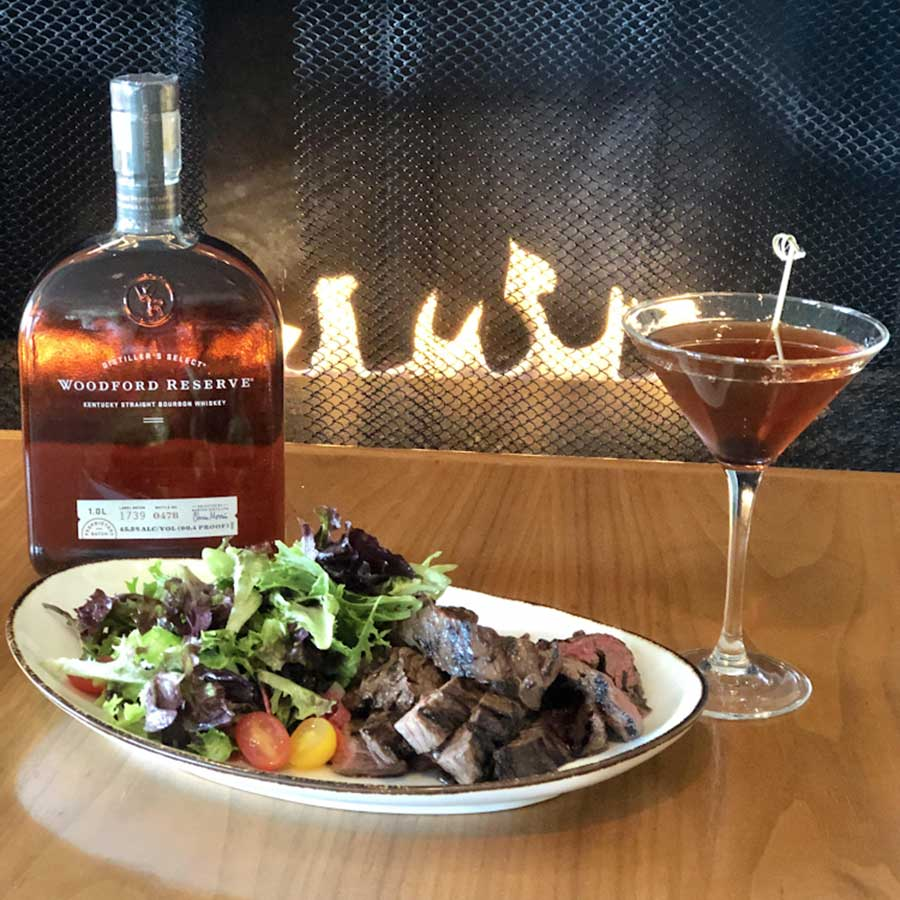 Woodford Reserve Pair & Share - TAMO at South Seaport Boston