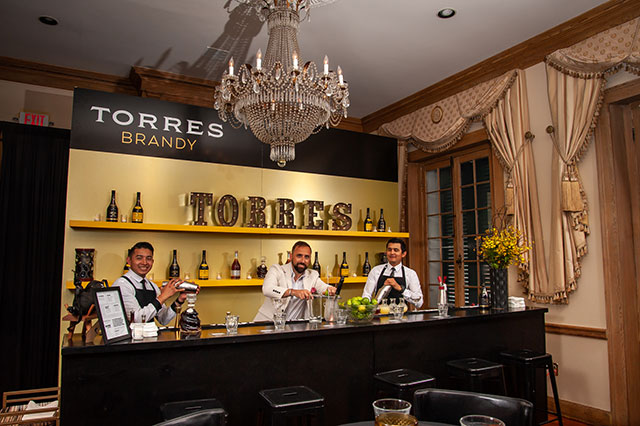 Torres Brandy Barmini Popup at Tales of the Cocktail 2019