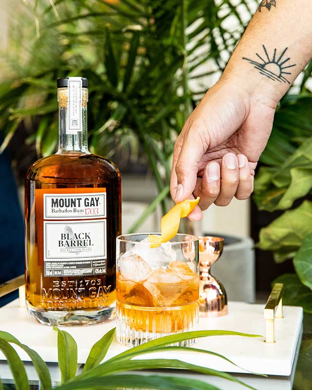 Mount Gay Rum - Sustainable Cocktails