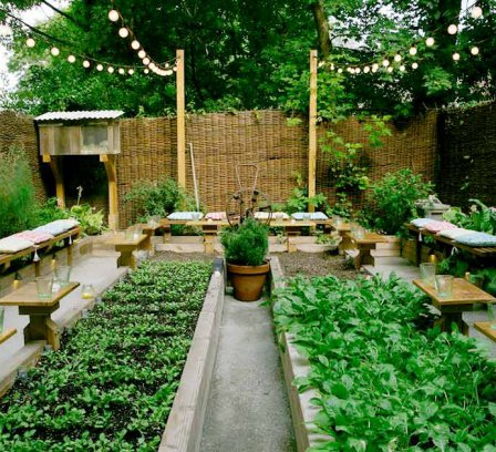 Romantic Gardens to Get Your Drink on All Summer Long